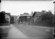 Das kürzere Ende der Asbachstraße