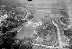 Schwanseebad und Stadion