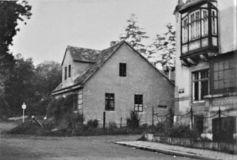 Die verschwundene Richard-Wagner-Straße 28