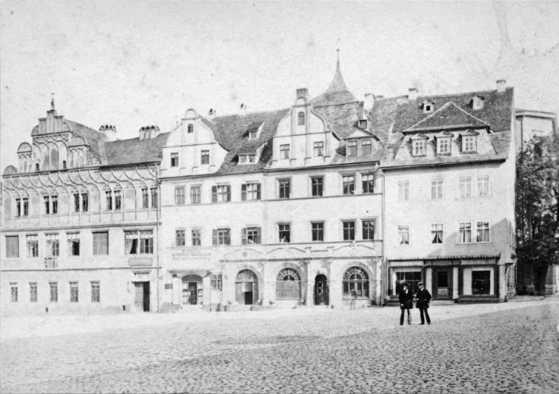Stadthaus und Cranachhaus, 2021-05-27