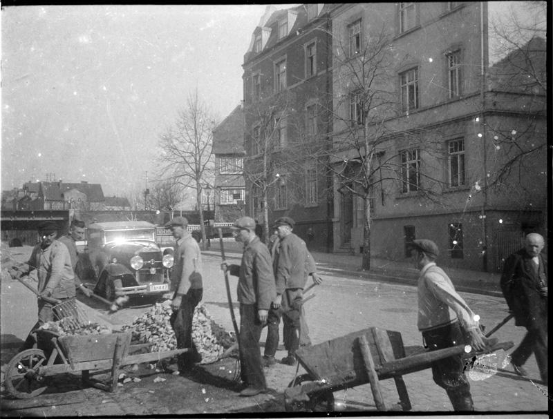 Bauarbeiten Nordstadt, 2012-04-20