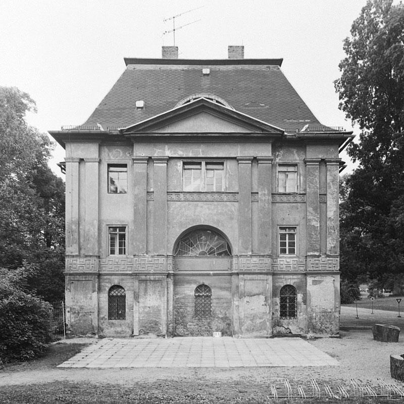 Nordfassade Reithaus, 2013-06-11