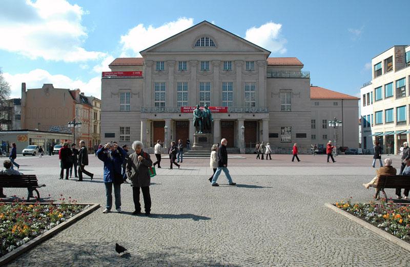 Theaterplatz, 1990-00-00