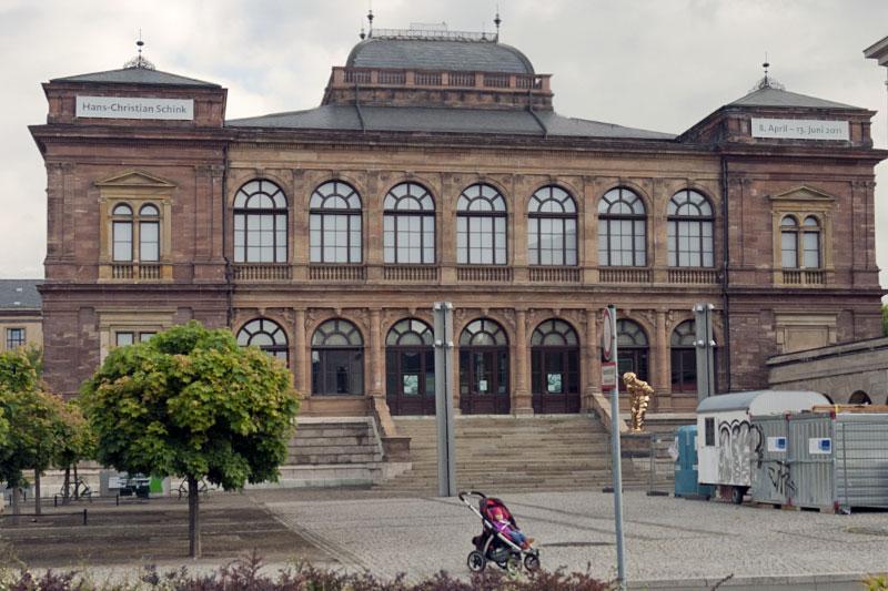 Neues Museum, 1985-09-00