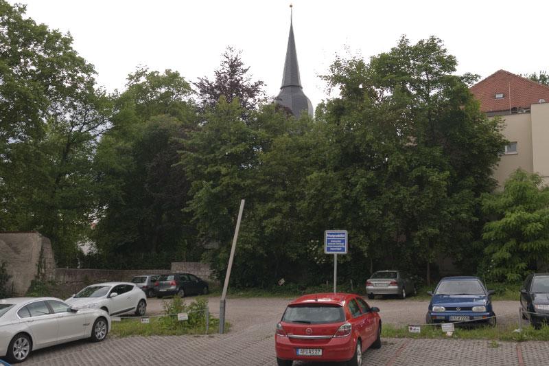 Parkplatz Jakobstraße, 1987-04-00