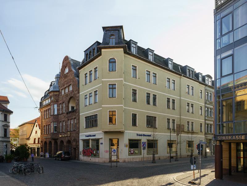 Der Puschkinstraße 1 neue Kleider, 2016-08-19