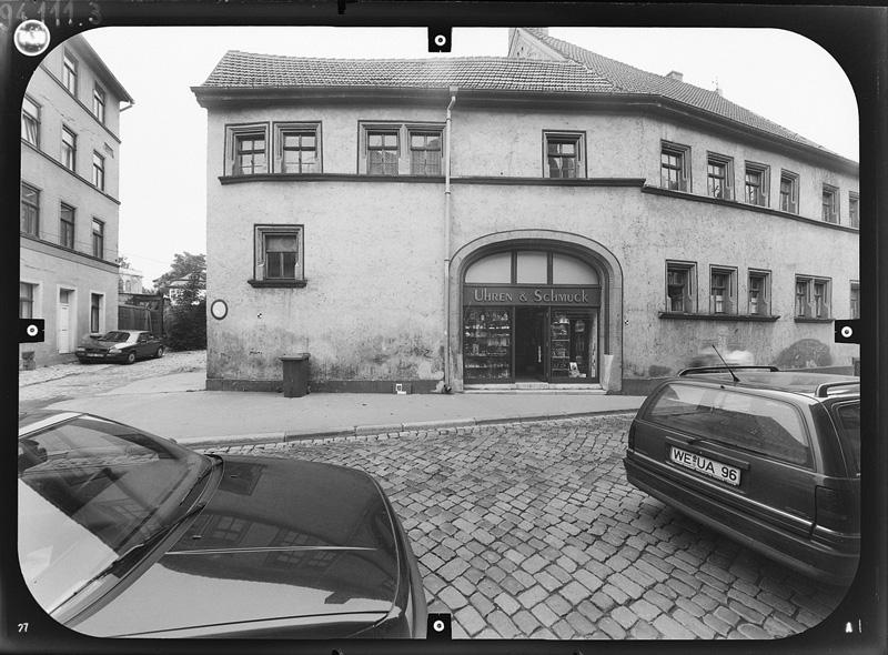 Geleithaus, Scherfgasse 1, 2012-10-26