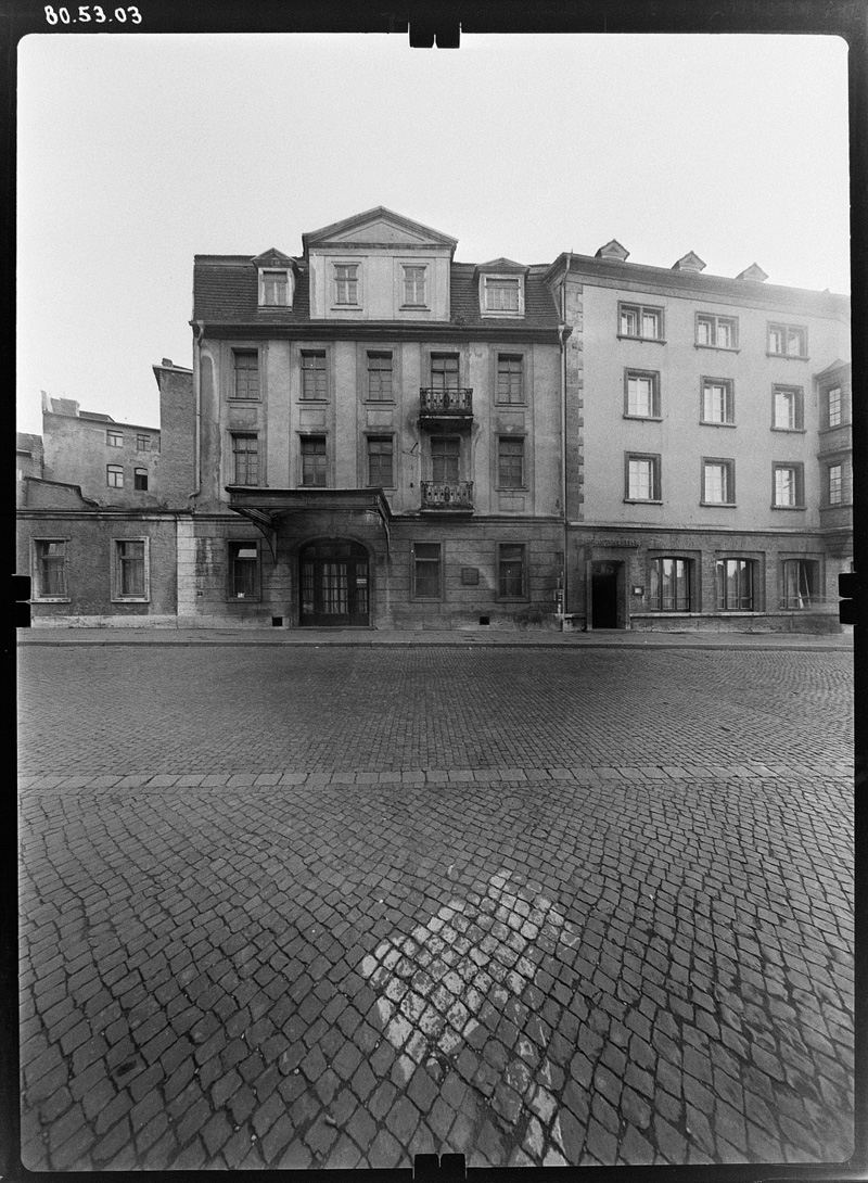 Hotel Erbprinz, 2012-11-04