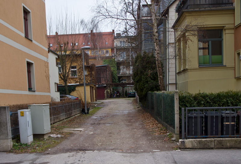 Eselsweg, 1980-00-00