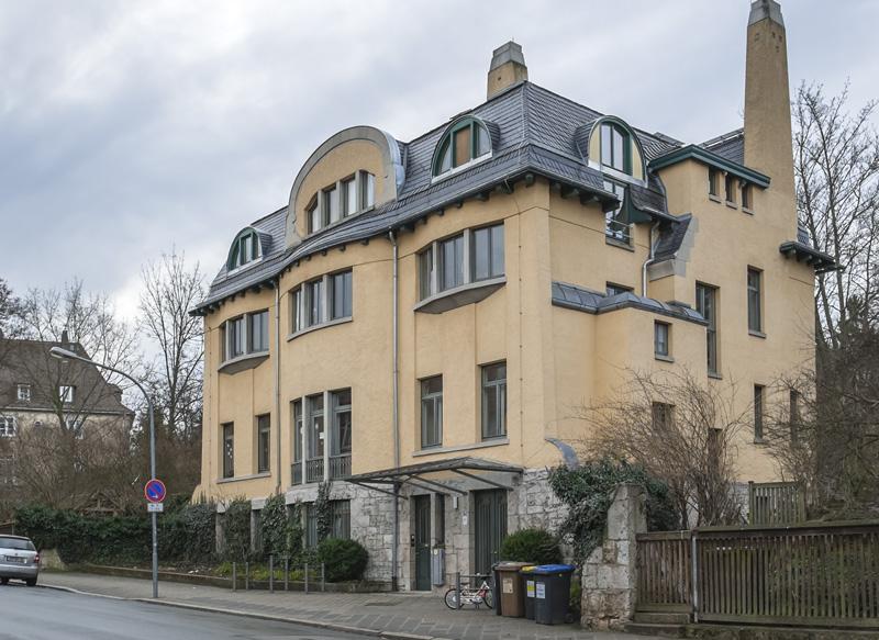 Haus Henneberg, 1916-00-00