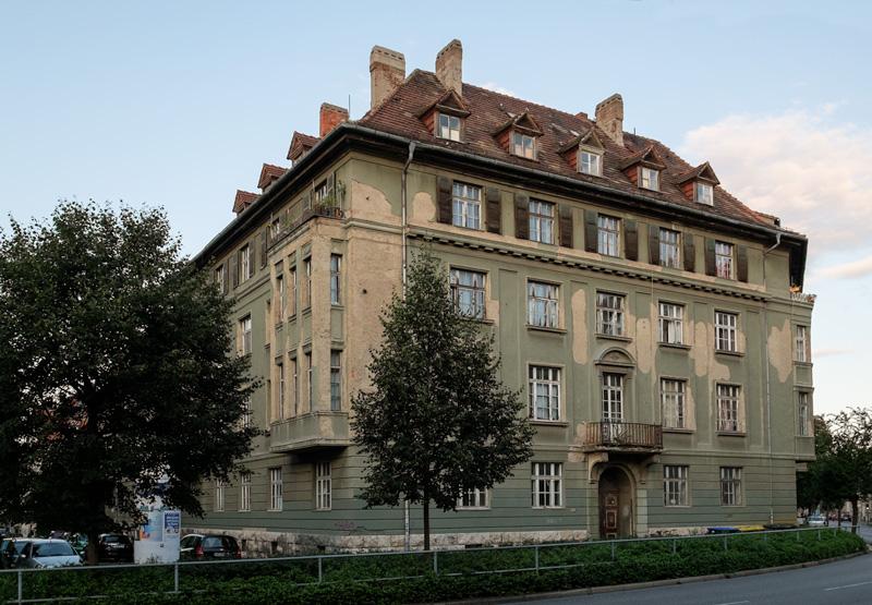 Beamtenwohnhäuser, 1928-00-00
