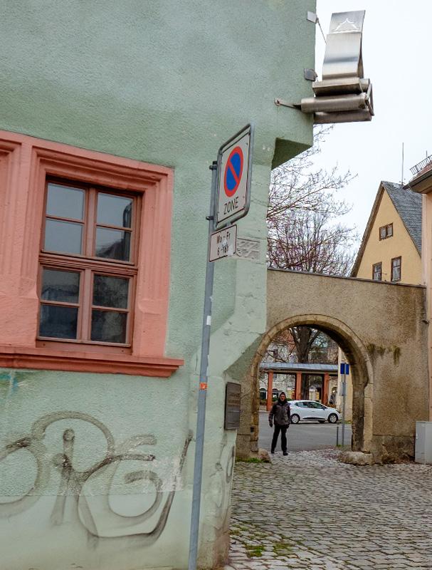 Scherfgasse—Frankescher Hof, 1938-05-00