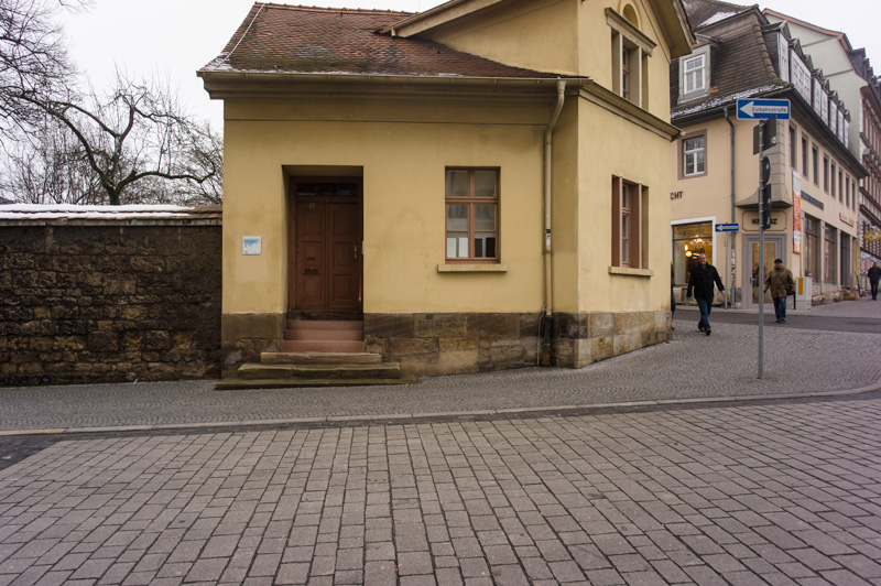 Das versunkene Torhaus, 2014-02-13