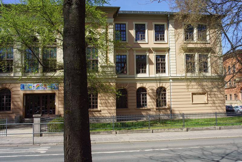 Zerstörtes Lehrerseminar, 1945-00-00