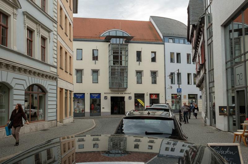 Zerstörte Kaufstraße, 1945-02-09