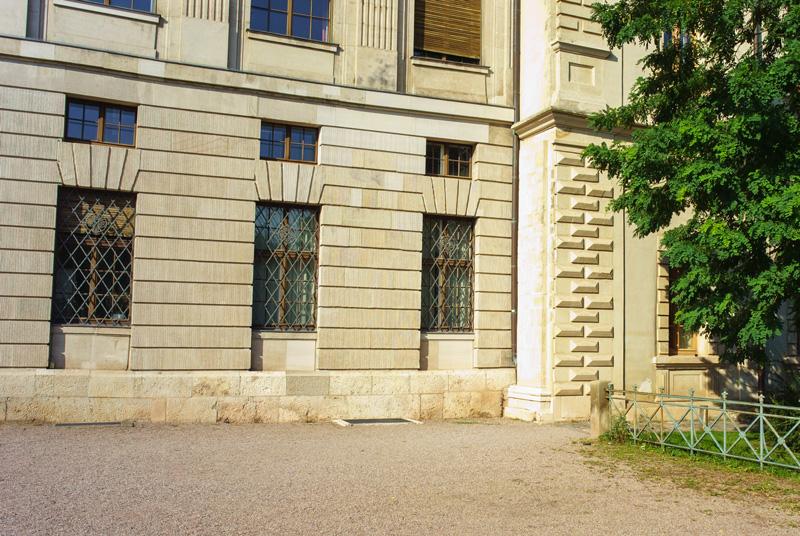 Südflügel des Stadtschlosses, 1945-04-00