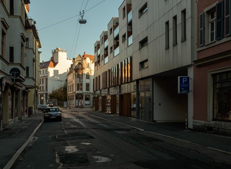 Der Platz an der Schützengasse, 1994-00-00