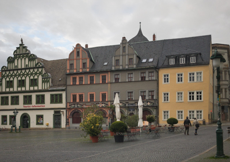 Stadthaus und Cranachhaus, 1900-00-00