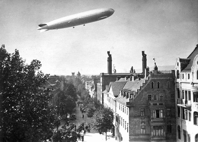 Luftschiff »Graf Zeppelin«, 2019-08-13