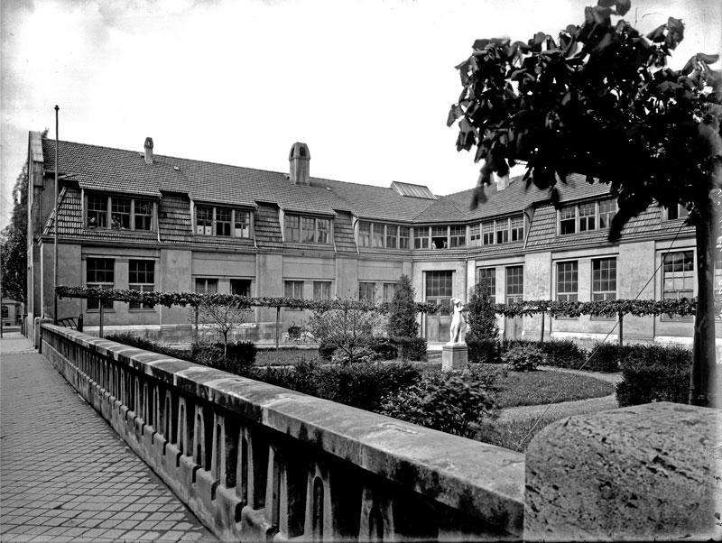 Großherzoglich-Sächsische Kunstgewerbeschule, 2020-07-14