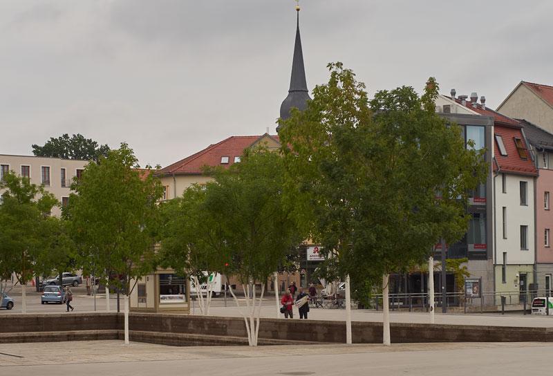 Jakobskirche über dem Jakobstor, 1961-04-00