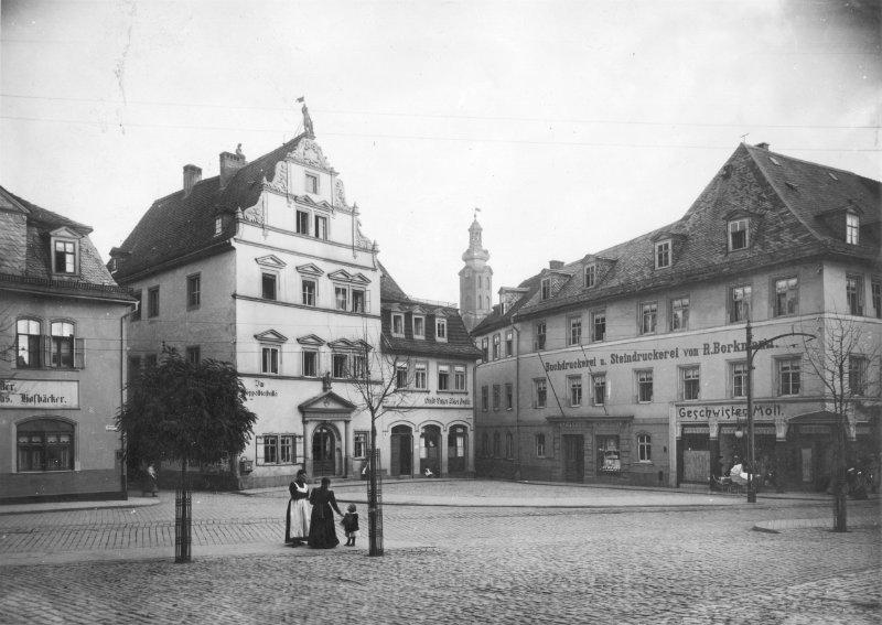 Ostseite Herderplatz, 2021-09-05