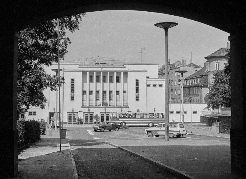 Zwei Weimarhallen, 2021-09-06